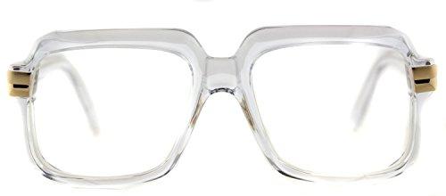 fc9e25c4884 Cazal Eyeglasses 607 Clear Color 065 56x18 - Buy Online in KSA ...