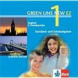 Green Line NEW E2. Standard- und Schulaufgaben auf CD-ROM. Band 1: 5. oder 6. Schuljahr