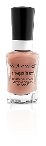 wet n wild Megalast Nail Color, Private Viewing, 0.45 Fluid Ounce