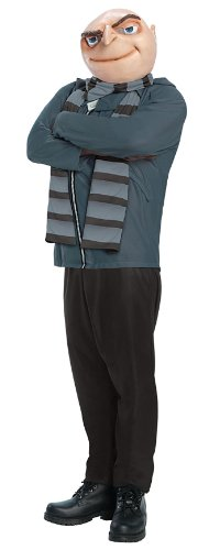 Rubie's Costume Gru - Despicable Me Costume, Standard (Discontinued by manufacturer)