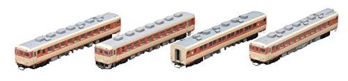 TOMIX Nゲージ キハ58系 急行 由布 セット 4両 98283 鉄道模型 ディーゼルカーの商品画像