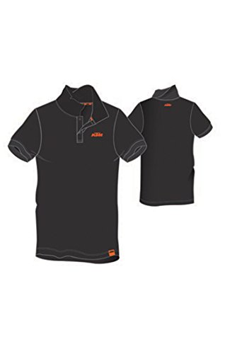 KTM Meeting Polo Blk UPW165710