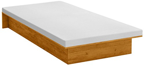 Pine Twin Bed - South Shore Libra Collection Twin 39