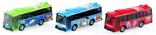 トイ・ストーリー ラッピングバスセット(3台セット) 「ディズニー トミカ」