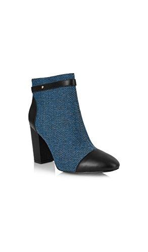 Femme Bottines Bleu Femme Shoes Bottines Bleu Shoes Bottines Shoes Yull Yull Yull wIFApq
