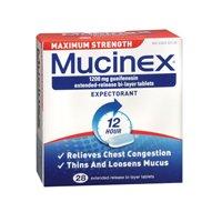 Mucinex Maximum Strength Expectorant