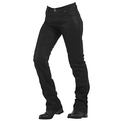 Overlap Strada Donna Homologue 36 Taglia Nero Jeans Donington xfxIrwq61