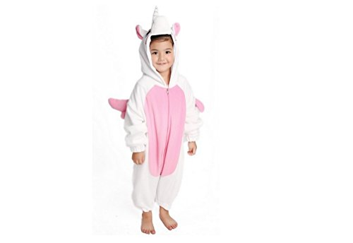 Ghost Infant Toddler Jumpsuit Costumes (Pajamas for Toddler Boys Warm Jumpsuit Unicorn Halloween Costumes for Girls 8t (Whitepink))