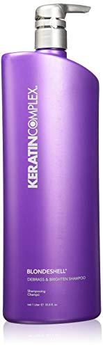 Keratin Complex Blondeshell Brighten Conditioner