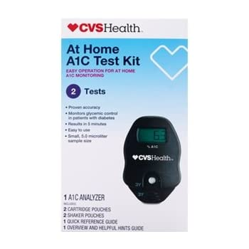 Amazon Com A1cnow Self Check 2 Count Test Health