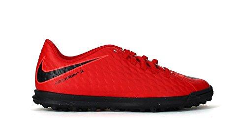 Nike Jungen Fußballschuhe Schwarz rot
