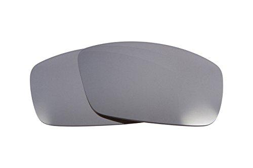 Best SEEK Replacement Lenses Spy Optics LOGAN - Polarized Silver - Logan Sunglasses