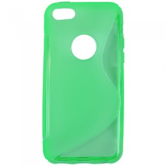 Apple iPhone 5c TekYa Cutout TPU Shield – Lime Green