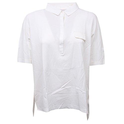 Maglia T Polo Filippi Woman Fabiana Donna D1406 Bianco shirt White xf6ITYqw