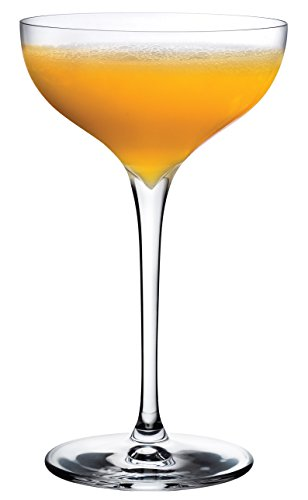 Hospitality Glass Brands 66100-012 Terroir Coupe, 6.25 oz. (Pack of 12) ()