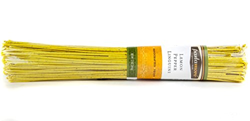 (Pastamore Pasta, Lemon Pepper Linguini, 12 Ounce)