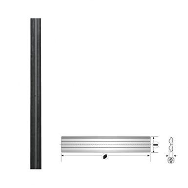 Amazon.com: tersa 630 mm HSS Cuchillos para SCM S630 Planer ...