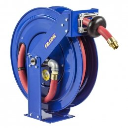 Coxreels EZ-TSHF-535 Safety System Spring Driven Fuel Hose Reel 3/4