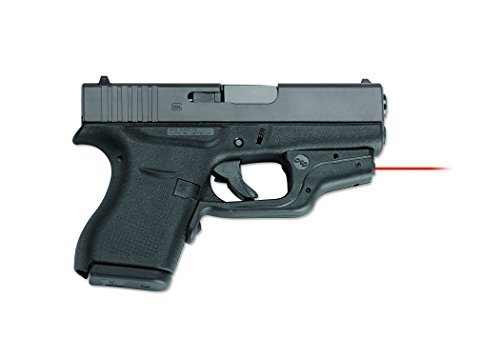 Crimson Trace LG-443 Laserguard Red Laser Sight for GLOCK 42 and 43 Pistols