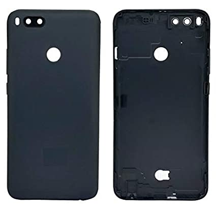 purchase cheap 863f2 c9de5 Just Mobile Xiaomi Mi A1 Housing Body Full Back Panel: Amazon.in ...