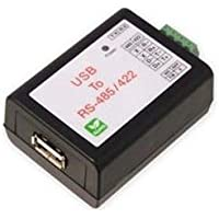 SIIG USB to RS-422/485 Converter with 15KV ESD Immunity, Surge Protection/Short Circuit Protection