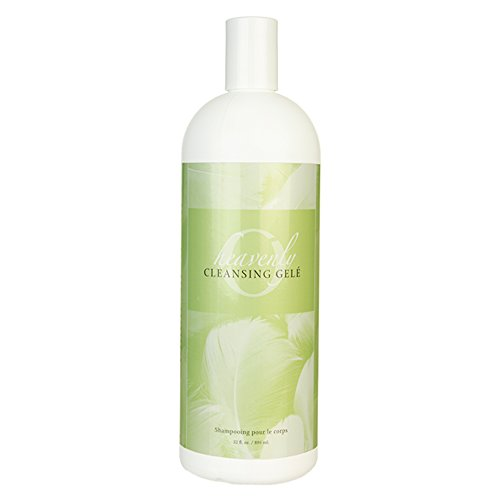 Heavenly Aloe (Heavenly Cleansing Gelé by Oxyfresh. Scented Hand and Body Cleanser. Sooth with Aloe & Deodorize with Patented Oxygene.)