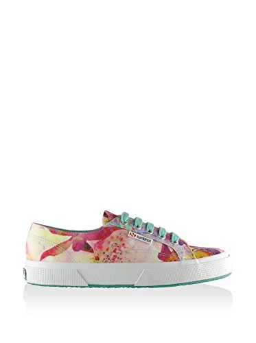 fabricw Bahamas violet 2750 Donna Superga Sneaker Tropicalfuxia vRP45Bqw