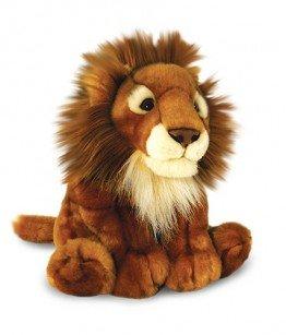 Soft Lion Animal Plush Doll Gift Birthday Kids Childs Cuddly Stuffed ... 43f952ab7697