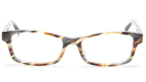 NEW PRODESIGN DENMARK 1737-1 6424 Grey Brown / Marble EYEGLASSES 49-15-130 - Prodesign Glasses