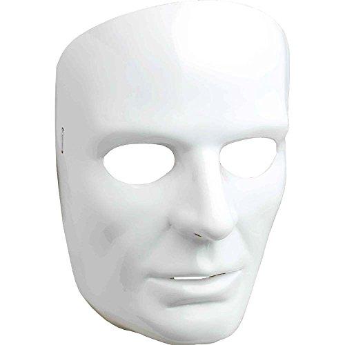 Forum Novelties White Face Adult