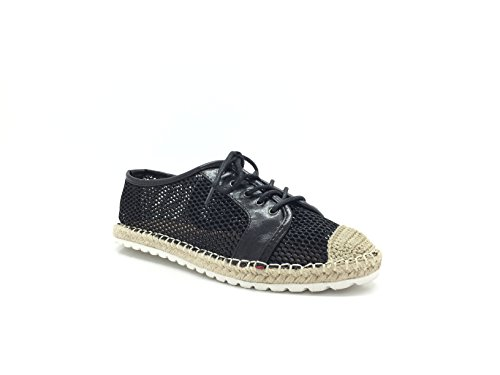CHIC NANA Women's Sandals Black KEYCaXA40t