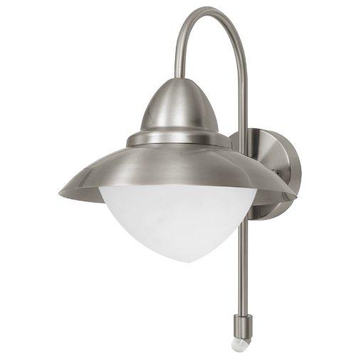 Eglo Lighting Sidney Outdoor Wall Light With Motion Sensor eglo-lighting Sidney 87105
