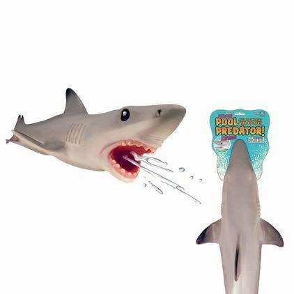 Amazon.com: Play Visions gran tiburón blanco SHARK piscina ...