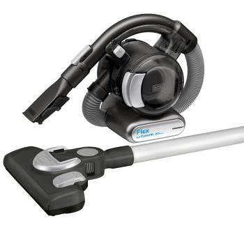 BLACK+DECKER 20V MAX Flex Cordless Stick vacuum