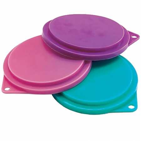 Ethical Products/Fashion Pet Spot Can Food Covers (3 Pack)