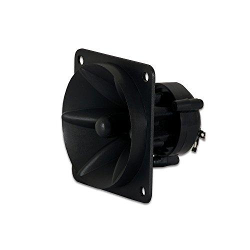 Goldwood Sound 75 Watts 8ohm Piezo Horn Speaker Tweeter Black (GT-1001)
