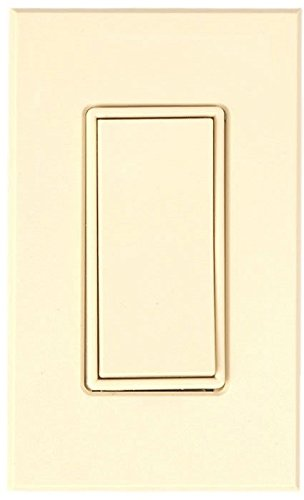 Lightolier Controls ZPR-3-I Sunrise Preset Remote Rocker Style Remote 3-Way On/Off Ivory