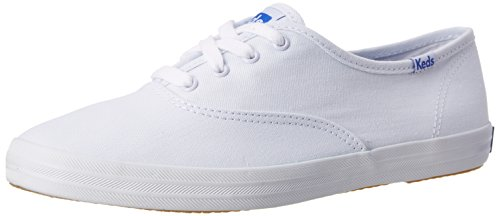 Women's Keds 'Champion' Canvas Sneaker, Size 8.5 W - White