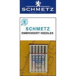 Check Out This Schmetz Embroidery Needles - Size 75/11