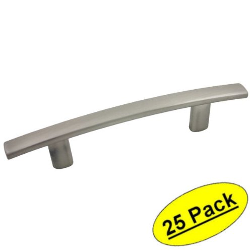 Cosmas 2363 3SN Nickel Cabinet Hardware