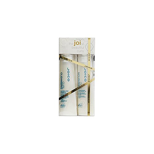 Joico Curl Set - Cleansing Shampoo & Nourishing Conditioner by Joico (Curl Shampoo Conditioner)