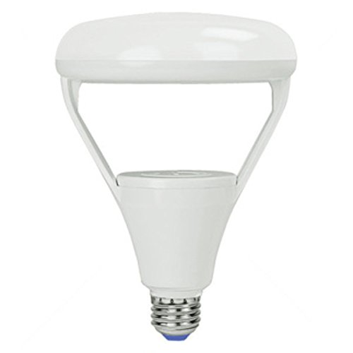 Green Creative 40637 BR40 LED Flood Light, 3000K (Soft White), Dimmable, 14W, 1140 lm, Energy Star