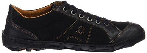 ART 0783 Memphis Melbourne, Zapatos de Cordones Derby Unisex Adulto Negro (Black)