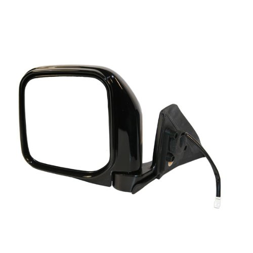 Koolzap For 98-04 Montero Sport Power Non-Heated Folding Rear View Mirror Left Driver Side L