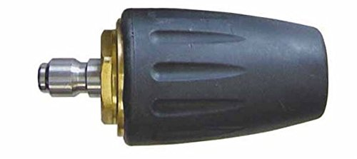 Valley Industries RJ-3030-CS Pressure Washer Rotary Nozzle, Black
