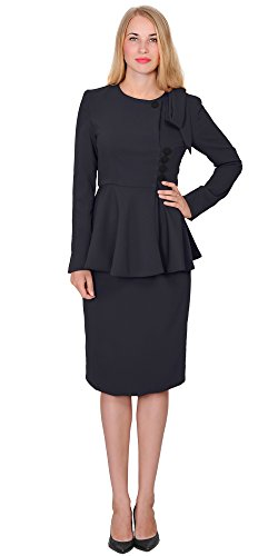 Marycrafts Womens Classy Vintage Business Basic Info