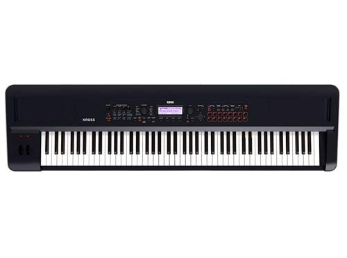 Korg Kross 2 88-Key Synthesizer Workstation by Korg
