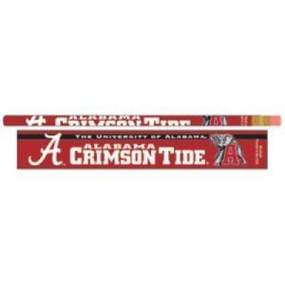 Alabama Pencil - 6-pack