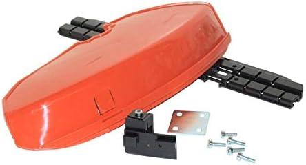 BMS Deflector Protector para desbrozadora Stihl FS85RX FS81 FS86 FS83 FS83T FS87: Amazon.es: Jardín