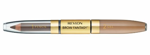 Brow Finishing Gel (Revlon Brow Fantasy,Pencil and Gel, Brunette, 0.051)